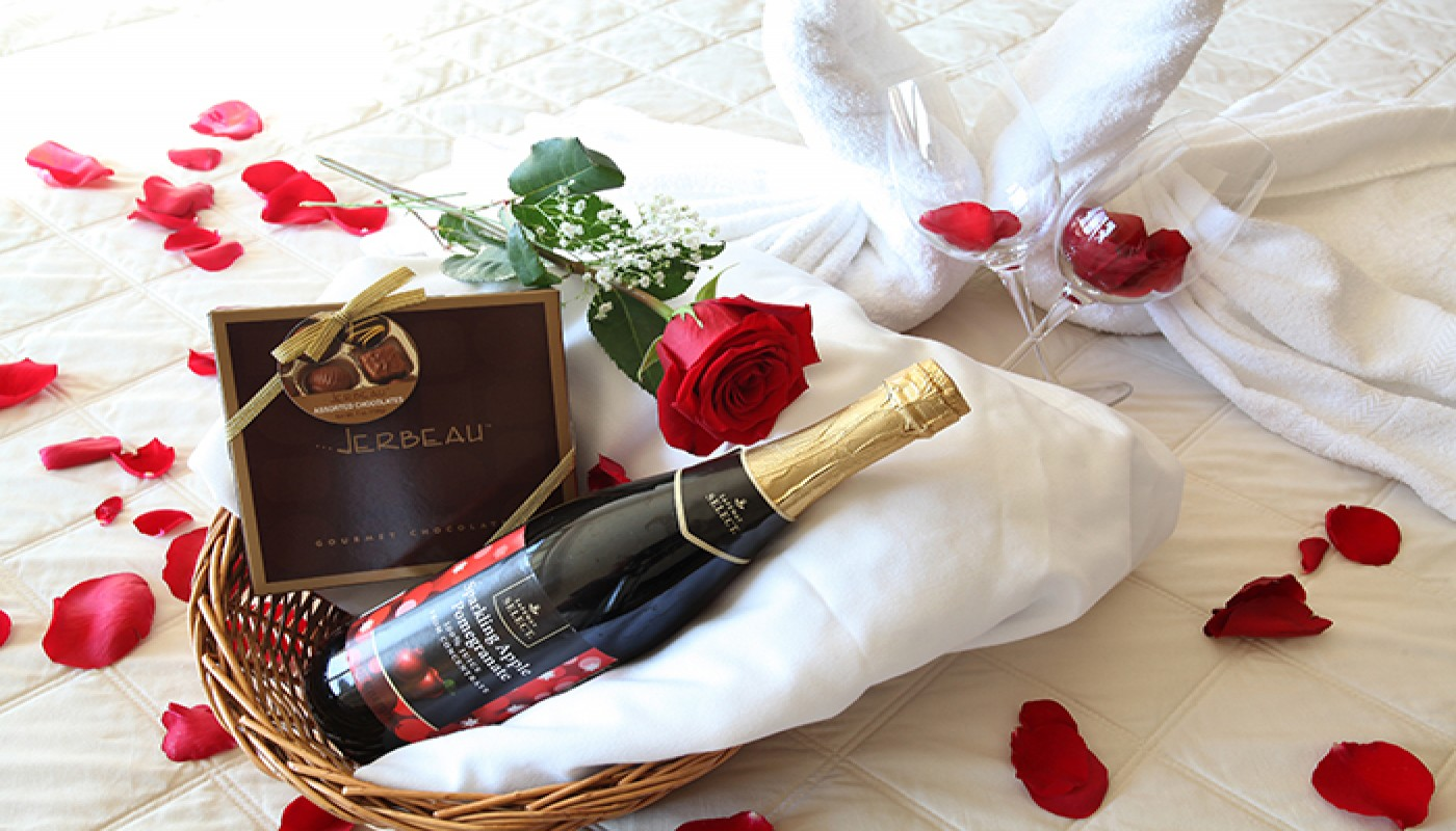Romance Package -$45